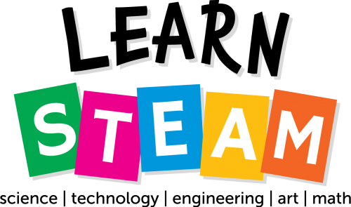 Learn STEAM Official Logo